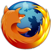 Logo des Mozilla Firefox Browsers