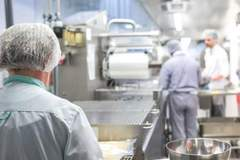 Fleischwarenproduktion