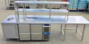 Kühltisch-Set