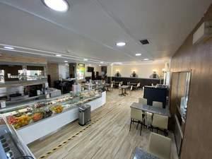 Restaurant - Cafe zu verpachten Lissabon Altstadt Fussgaengerz