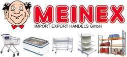 Logo von Meinex Import Export Handels GmbH