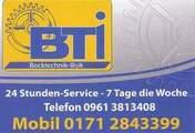 Logo von BTI - Backtechnik Ilisik