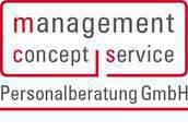Logo von m.c.s Personalberatung GmbH