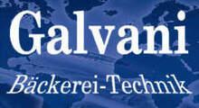 Logo von Galvani Bäckereimaschinen
