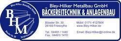 Logo von Bley-Hilker Metallbau GmbH