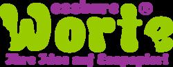 Logo von essbare Worte