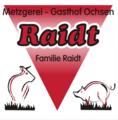 Logo von Metzgerei Raidt
