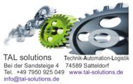 Logo von TAL solutions GbR